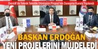 Denizlide Teknik Tekstile Dönüşüm Projesinin Danışma Kurulu toplandı