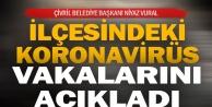 Çivril Belediye Başkanı, ilçesindeki koronavirüs bilançosunu verdi