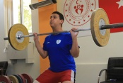 Pamukkaleli Halterciler Türkiye Şampiyonası'na hazır