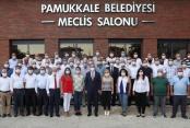Başkan Örki: Muhtarlar bizim için çok kıymetli